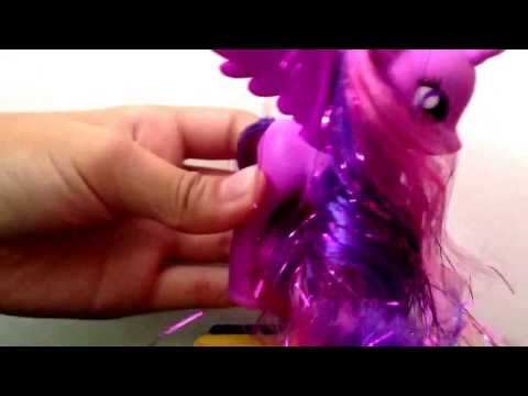 Rainbow Dash, Pinkie Pie, Rarity & Princess Twilight Sparkle MLP Toy Review