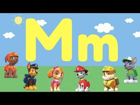 Letra M - Letra m / MA ME MI MO MU / Lectura con la letra M