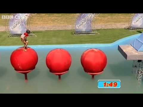 Total Wipeout - First To Defeat The Balls! - BBC One