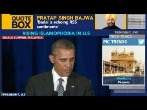 Fear Grows Among American Muslims Post Paris Attacks