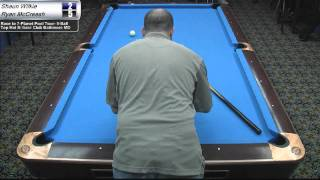 Ryan McCreesh vs Shaun Wilkie at Top Hat Cue Club