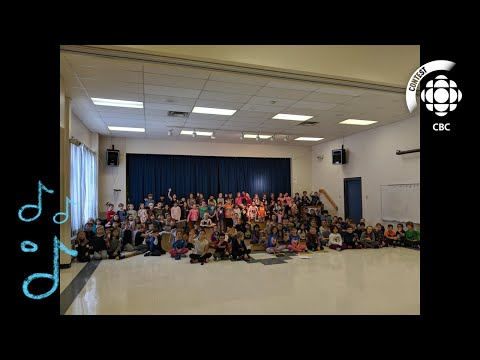 """Giants"" - Westwood Primary School #CBCMusicClass"