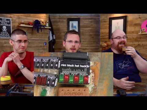 Bilge Tank 036 - Smarti Pi case, Micro Dot pHAT, Stuff, Things
