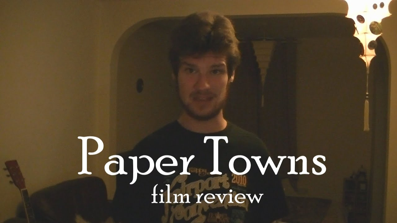 paper towns summary Plugged in exists to shine a light on the summary advisory plot she takes him to the top of a tower in the city and talks cryptically about the paper towns.