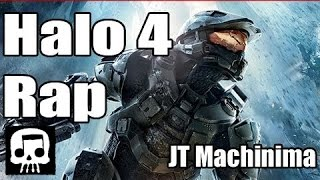 Repeat youtube video Halo 4 Rap by JT Machinima
