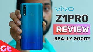 Vivo Z1Pro Review with Pros and Cons   Really Good?   GT Hindi