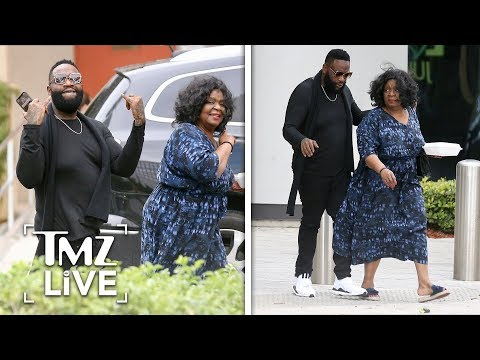 Rick Ross Recovering, Back to Family Biz | TMZ Live