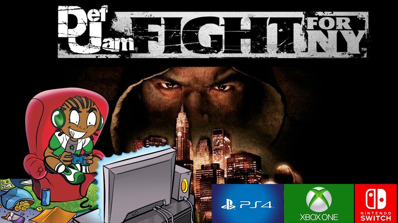 Def jam: fight for ny (microsoft xbox, 2004)   ebay.