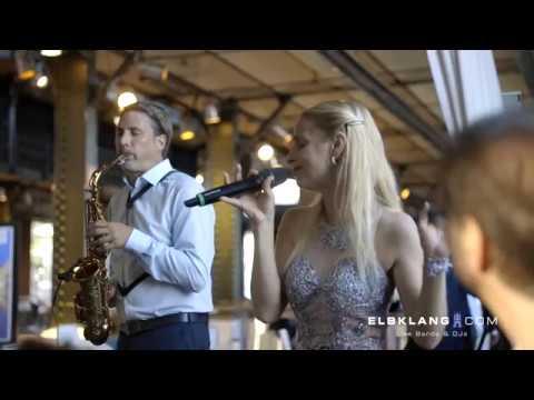 ELBKLANG - 3er Lounge Band, One Kiss, Calvin Harris Hit Acoustic Version