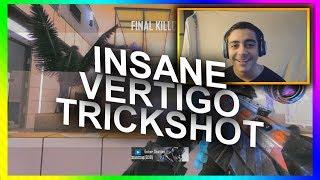INSANE VERTIGO TRICKSHOT Bo2 Clips w Facecam