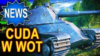Cuda w World of Tanks - czarne rynki, narciarskie skórki, złote typki :)