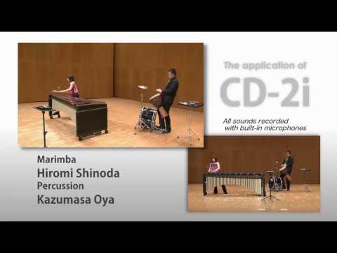 CD-2i SD/CD Recorder Introduction (Part 2): Recording Samples