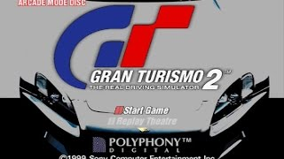 PSX Longplay [223] Gran Turismo 2 (Arcade Mode)