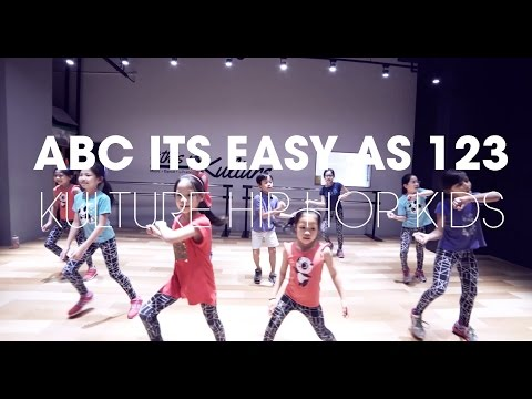 ABC its easy as 123   Nicole Hip Hop Kids