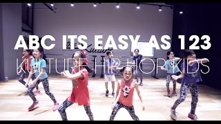 Download ABC its easy as 123   Nicole Hip Hop Kids