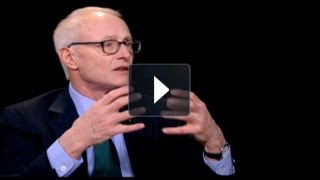 Professor Michael Porter, in an interview with Charlie Rose