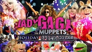 Lady Gaga & the Muppets' Holiday Spectacular PROMO
