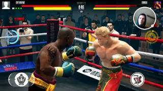 Real Boxing 2 Rocky Gameplay