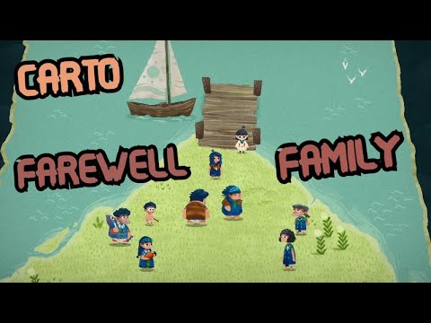 CARTO - Looking For A New Home In This Adventure Puzzle Game! DEMO DEMOILITION WEEK! |