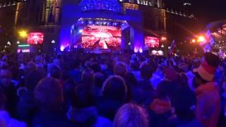 Открытие Евровидения 2015. Вена, онлайн трансляция у городской Ратуши