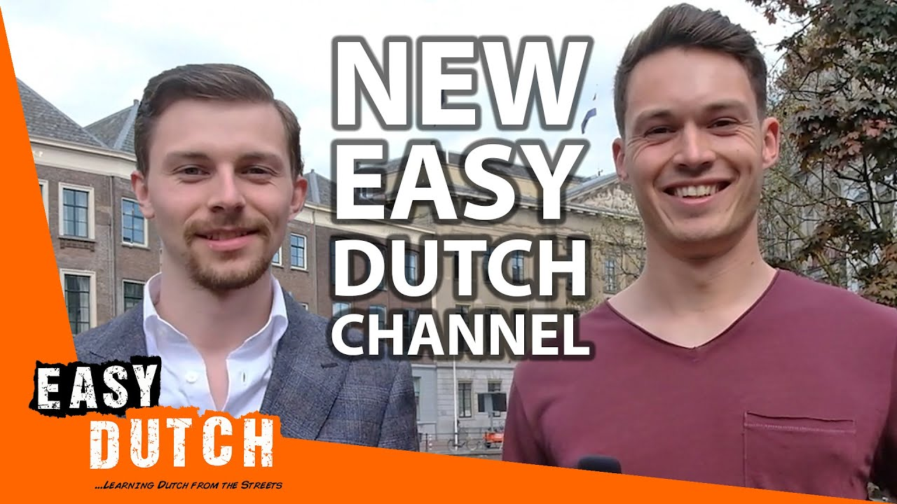 Learn Dutch With Easy Dutch: New Channel and Membership Opportunities!