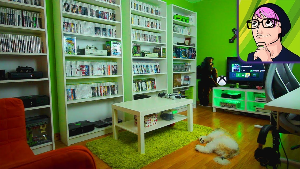 Ultimate Xbox Game Room Tour 2019