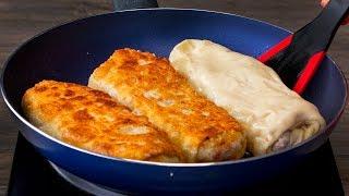 Настоящий кулинарный шедевр без духовки, который можно взять с собой куда угодно| Appetitno.TV