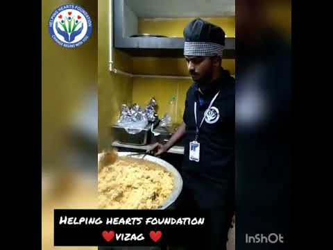 Food Preparation For Road Side People(Corona Effect) Helping Hearts Foundation