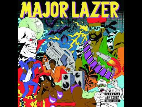 Download major lazer - when you hear the bassline ft ms thing