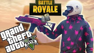 GTA 5 BATTLE ROYALE MOD (GTA 5 PC Mods Gameplay)