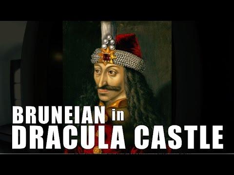 A Bruneian Martial Artist's Jourmey - Dracula Castle, Romania 2016.