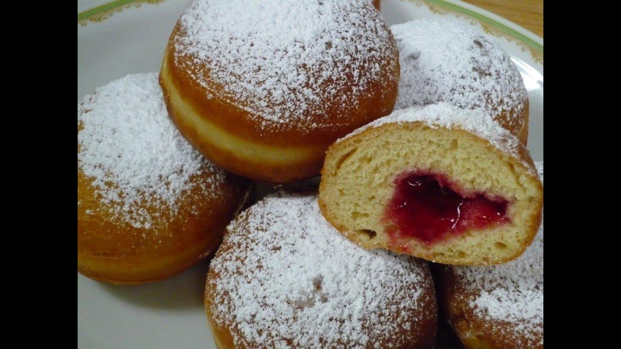Küchenstudios Berlin berliner rezept berliner pfannkuchen krapfen kreppel
