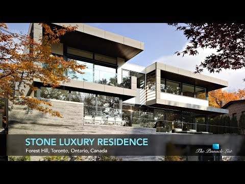 Stone Luxury Residence - Forest Hill, Toronto, ON, Canada - Luxury Home Showcase