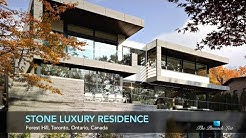 Stone Luxury Residence - Forest Hill, Toronto, Ontario, Canada 🇨🇦 - Luxury Home Showcase