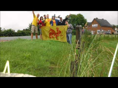 Vive la  Wallonie