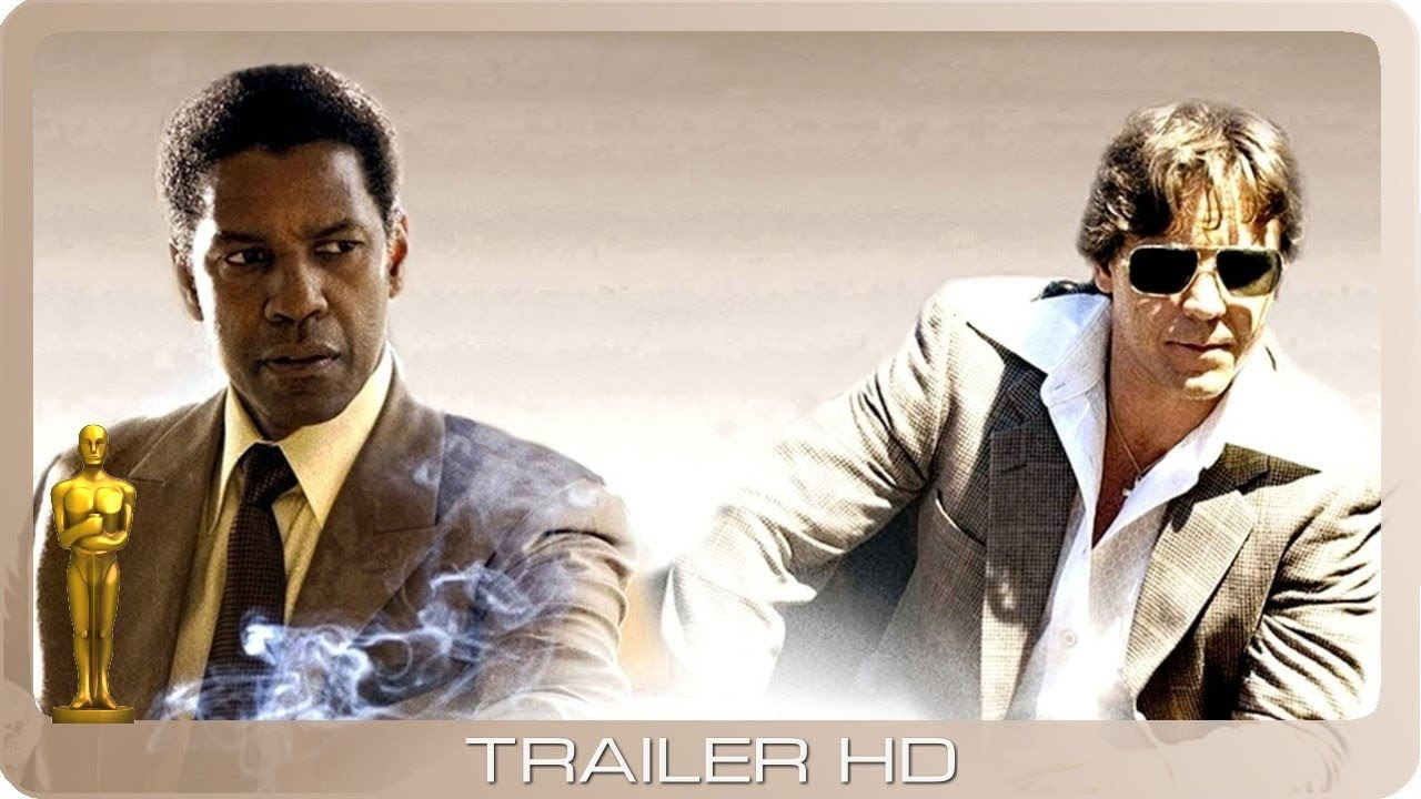 American Gangster ≣ 2007 ≣ Trailer ≣ German | Deutsch
