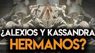 ¿¡¿KASSANDRA y ALEXIOS son HERMANOS?!? - Assassin's Creed Odyssey - RAFITI