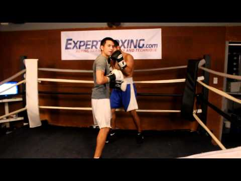 How to Fight a Southpaw 2 of 3 - Front Foot Inside
