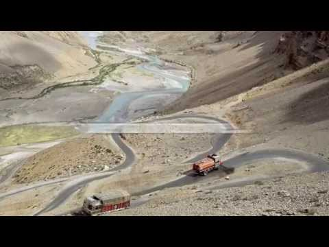 Trans-Himalaya express!
