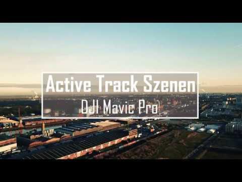 Active Track Szenen - DJI Mavic - Trace / Profile / Spotlight