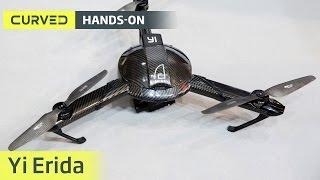 Yi Erida im Hands-on: die 120-km/h-Drohne | deutsch