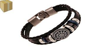 видео Купить мужские браслеты в интернет
