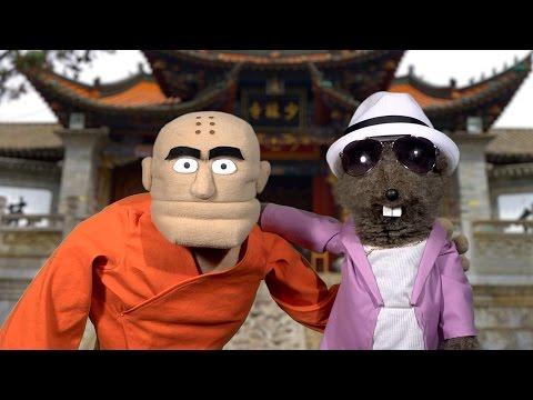 """Shaolin Monk - """"Uptown Funk"""" PARODY"""