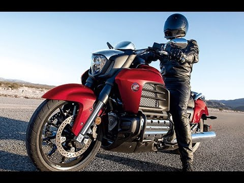 2018 Honda Goldwing Valkyrie First Look Features Youtube