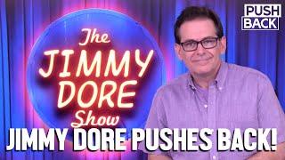Jimmy Dore: until we fix Democratic Party elites' corruption, we won't defeat Trump's