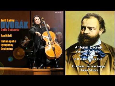 Zuill Bailey & Dvořák's Cello Concerto - A TELARC Sneak Peek - Release Date: 17th January, 2012.
