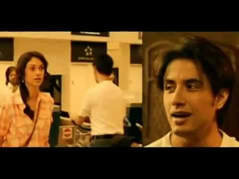 "Woh Dekhnay Mein - Lyrics - ""London Paris New York"" - Ft' Ali Zafar Aditya Rao Hydari"
