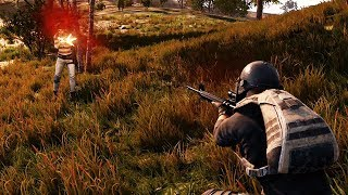 PUBG! PlayerUnknown's Battlegrounds! Squads! #306