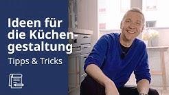 Praktische Kücheneinrichtung | IKEA Tipps & Tricks