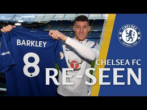 Our New Number 8 - A First Look At Ross Barkley As A Chelsea Player | Chelsea Re-seen